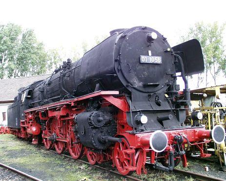 Этот тип паровоза способен разгонять поезда до 150 км/ч