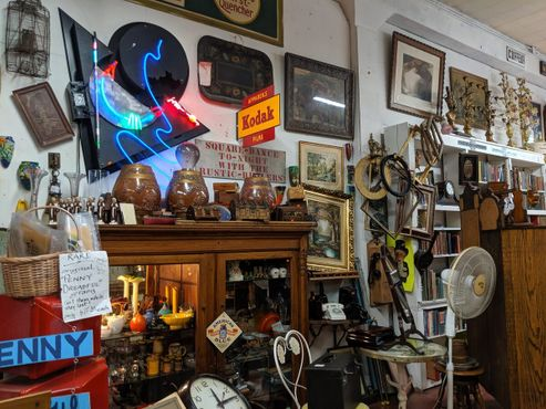 Антикварный магазин «Сэнфорд и сын»