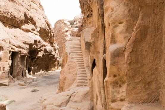 Малая Петра, Иордания