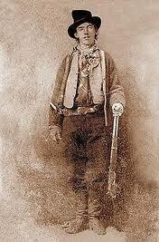 Билли Кид - единственное официально признанное фото