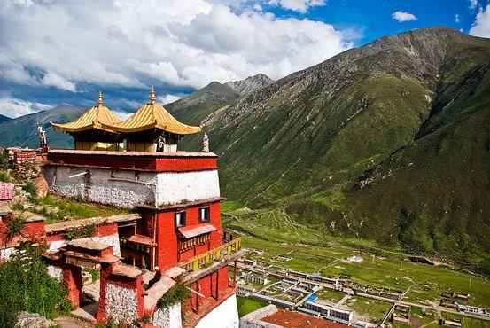 Монастырь с видом на Шоронг