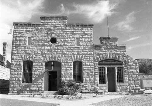 Старая государственная тюрьма Айдахо (Wikimedia Commons)