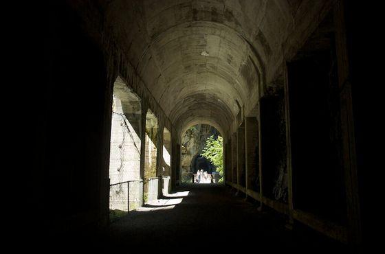 Туннели Отелло