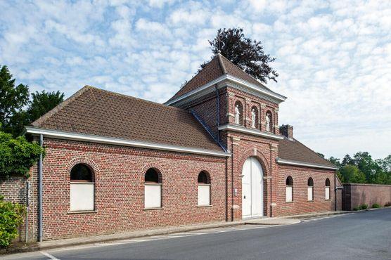 Само аббатство закрыто для посетителей