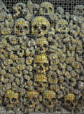 Груда черепов