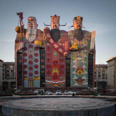 Архитектура Лас-Вегаса может позавидовать такому