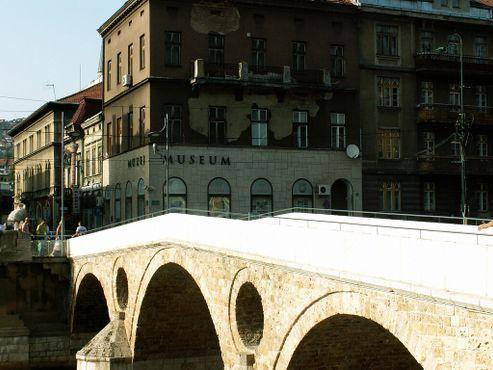 Латинский мост и музей