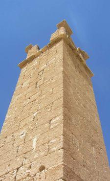 Стилитская башня