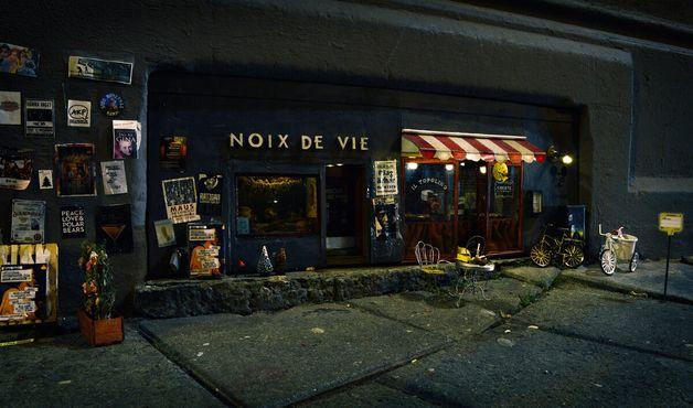 «Noix de vie» и «Il Topolino»