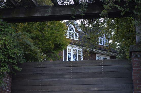 Дом, принадлежавший Курту Кобейну