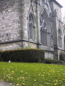 Кафедральный собор Ставангера