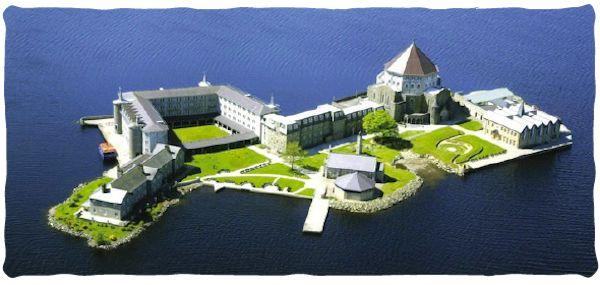 Чистилищный комплекс Святого Патрика на острове Стейшн (озероЛох-Дерг)