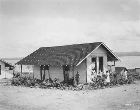 Типичный домик в Фордландии, 1931