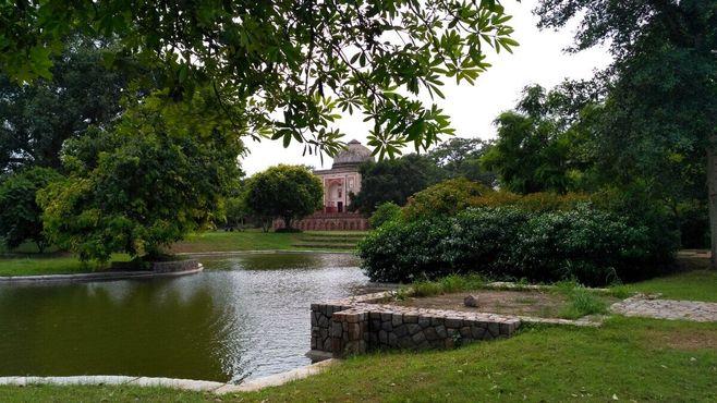 Исторический комплекс Сундар-Бурдж
