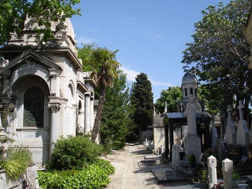 Кладбище Сен-Пьер