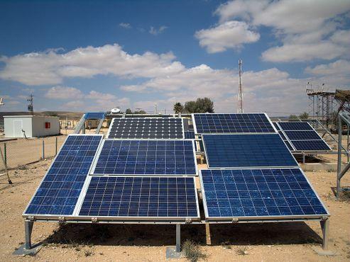 Национальный центр солнечной энергии Бен-Гуриона