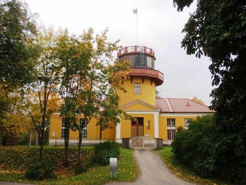 Старая Тартусская обсерватория