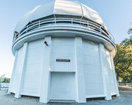 Купол 60-дюймового телескопа
