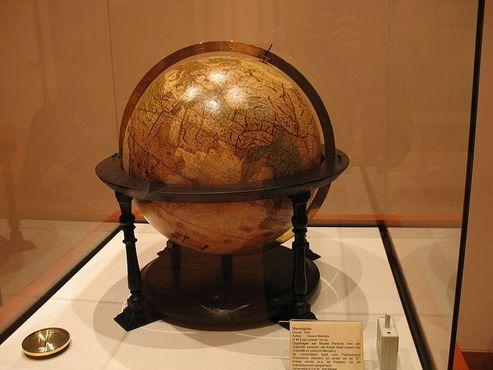 Глобус Меркатора