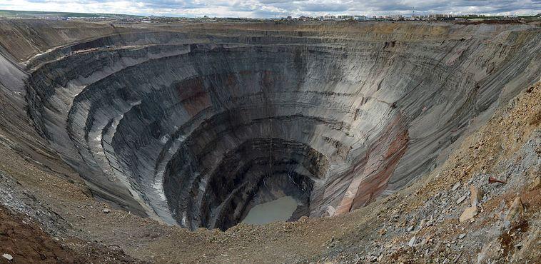 Рудник Мирный