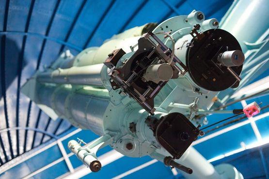 Один из телескопов