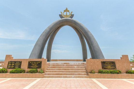 Памятник«Миллиардный баррель»