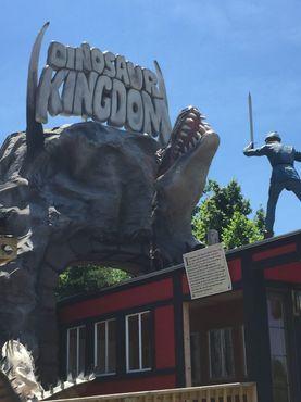 Добро пожаловать в «Царство динозавров»