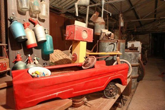 Маленький музей Сабы