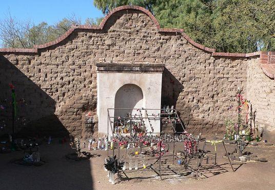 Святилище Эль-Тирадито в Тусоне