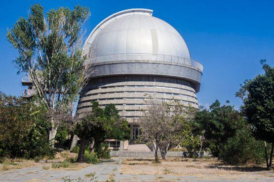 Главный и крупнейший телескоп обсерватории