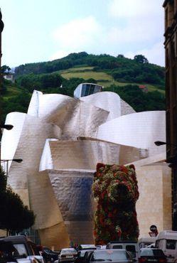 Бильбао, музей Гуггенхайма