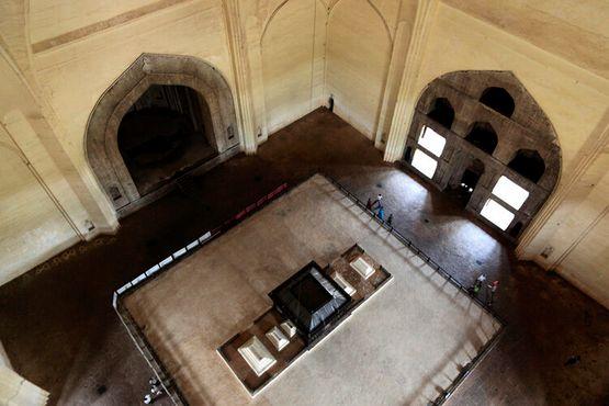 Вид из шепчущей галереи
