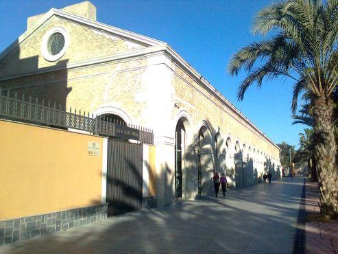 Sala de Isaac Peral, новый дом подводной лодки