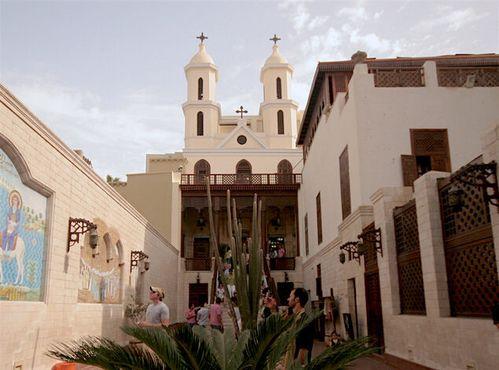 Подвешенная церковь