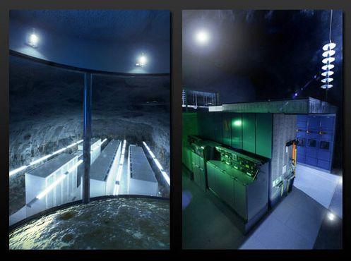 Конференц-зал и резервные источники электричества