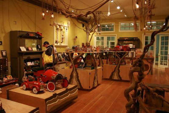 Магазин «Диковинки Пэкстон-Гейт для детей»