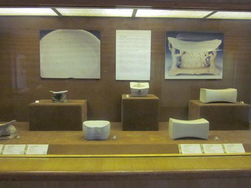 Выставка керамических подушек