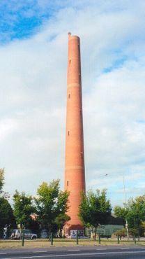 Дроболитейная башня в Клифтон-Хилл