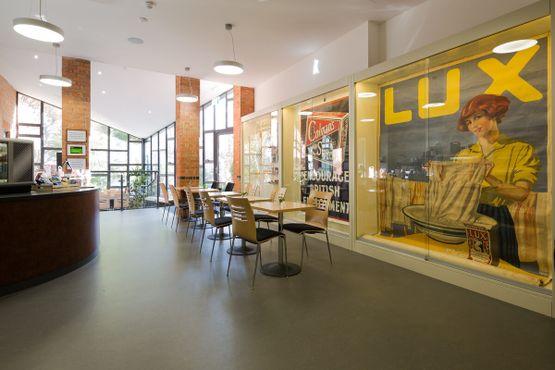 Кафе Музея Брендов