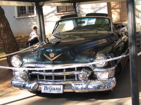 «Кадиллак» Тито 1953 года выпуска