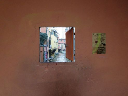 Окно на канал