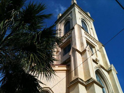 Унитарианская церковь Чарлстона