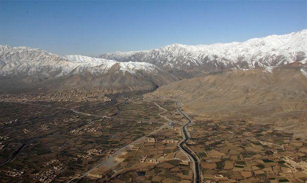 Долина Баграм, Афганистан