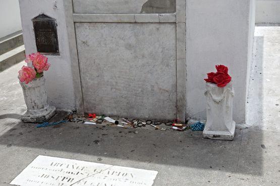 Склеп Мари Лаво, 2015 г.