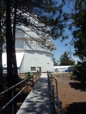 Обсерватория Маунт-Вилсон