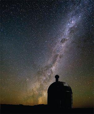 Большой южноафриканский телескоп