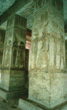 Абу-Симбел - часовня Нефертари