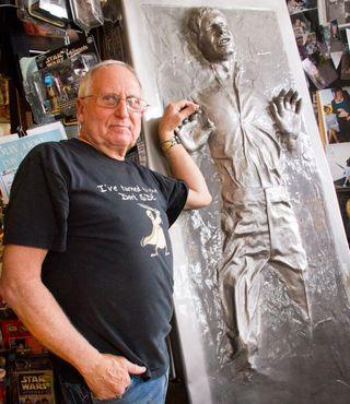 Дон Сачер, владелец магазина «Звездные войны Сачера и сыновей»