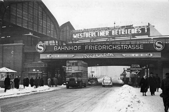 Зима 1956 года