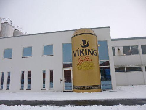 Завод по производству пива Viking